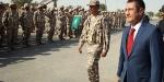 Milli Savunma Bakanı Canikli, Katardaki TSK birliğini ziyaret etti