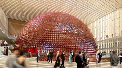 Yeni Atatürk Kültür Merkezi (AKM) Projesi