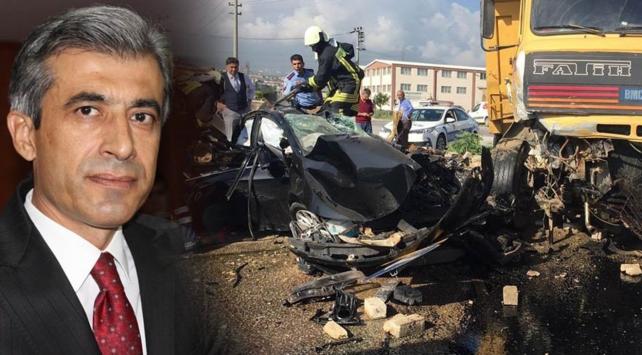 Başsavcı'nın yaşamını kaybettiği kazada karar - Son Dakika Haberleri