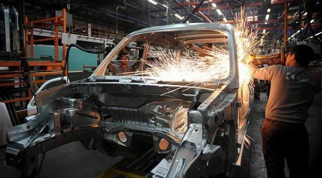 Eylül ayı sanayi üretim endeksi beklentilerin üzerinde arttı