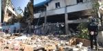 Bursada iplik-boya fabrikasının buhar kazanı patladı