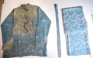 Atatürkün giysilerine tarihi dokunuş