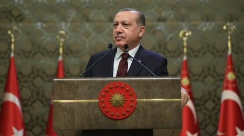 Cumhurbaşkanı Erdoğan: Misak-ı Millimize yeniden sahip çıkmak zorundayız