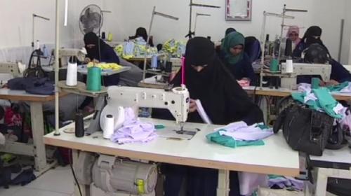 Hatay'daki Suriyeli terzi kadınlar