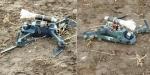 PKKnın bomba yüklü droneu düşürüldü