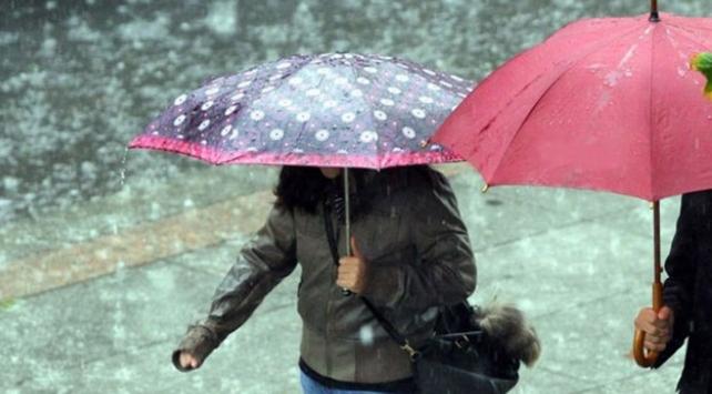 Meteorolojiden iki kente çok kuvvetli yağış uyarısı