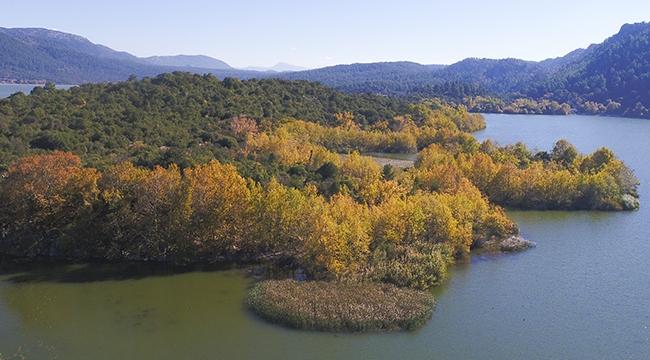 Huzurun adresi: Kovada Gölü