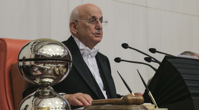 AK Partinin Meclis Başkan adayı belli oldu