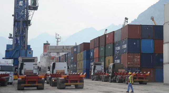 17 ilden 10 ayda 1 buçuk milyar dolarlık ihracat atağı