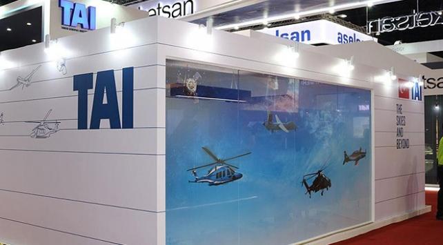 TAI, sivil havacılıkta Rus şirketle iş birliği yapacak