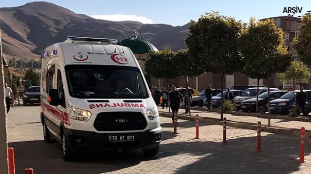 PKKnın döşediği mayın patladı, 1 asker yaralı...