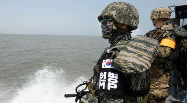 Güney Kore ordusu alarm seviyesini yükseltti
