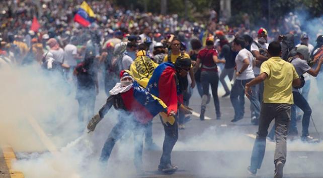 Avrupa Birliğinden Venezuelaya ambargo