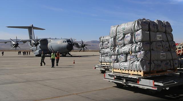 Iraka ilk yardım elini uzatan ülke Türkiye