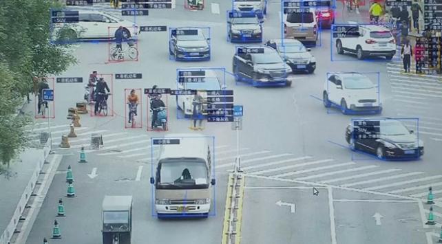 Yüz, ses, yürüyüş... Çinde devlet herkesi izleyebilecek