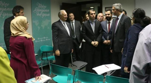 Yunus Emre Enstitüsü Trablus ofisi açıldı