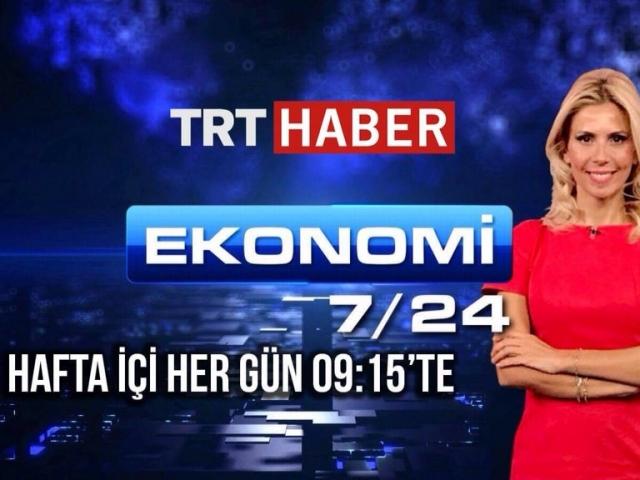 """Yılın en iyi Ekonomi programı """"Elif Saygılıerle Ekonomi 7/24"""""""