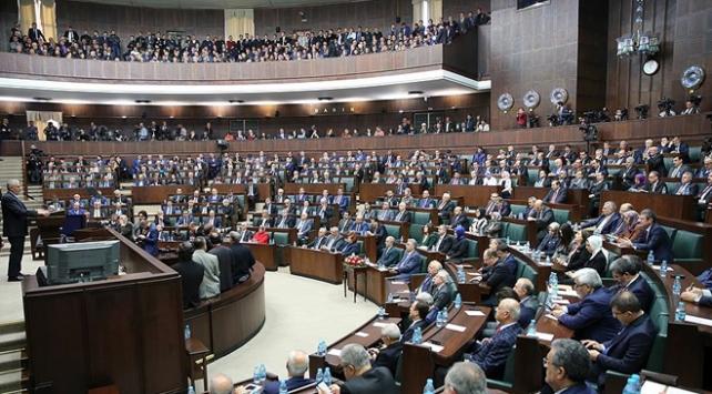 AK Parti de Grubunda seçim yapıldı