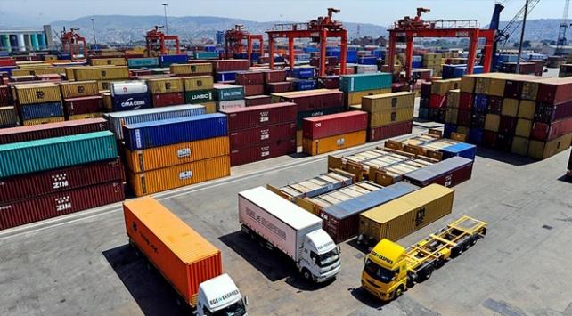 Egeden 9 ayda 13 milyar 79 milyon dolarlık ihracat
