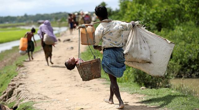 İngiliz Bakan: Myanmarda yaşananlar etnik temizlik