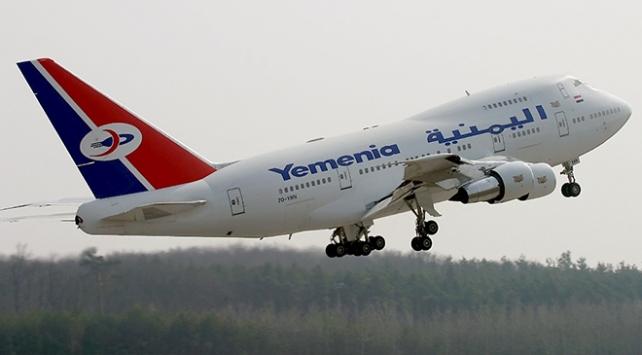 Mısır-Yemen uçak seferleri tekrar başladı