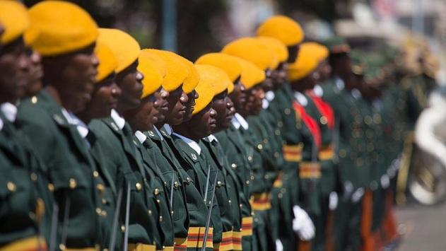 Zimbabve ordusu darbe iddialarını yalanladı