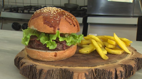 Fast Foodda et hilesi