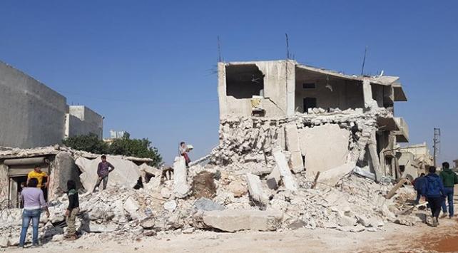 Halepteki saldırıda ölü sayısı 63e yükseldi