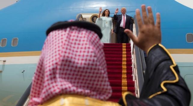 Trumpın ziyareti Körfez krizinin başlangıcı oldu