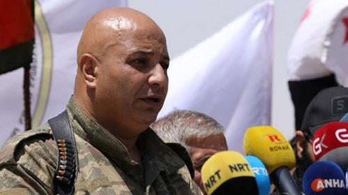 Terör örgütü PYD/YPG'nin sözcüsü ÖSO'ya sığındı