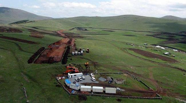Duramçam Barajı ile 78 bin 570 dekar arazi sulanacak
