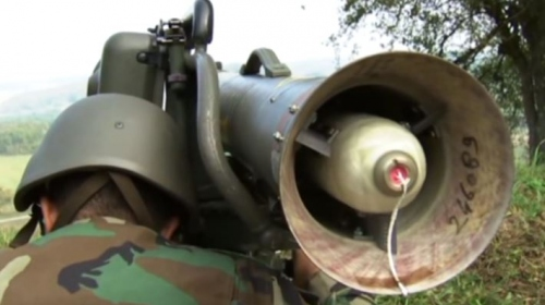 Şırnakta Milan tipi anti-tank silah sistemi ele geçirildi