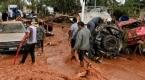 Yunanistanda büyük sel felaketi