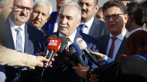 Fakıbaba: Bu yaraları saracağız, biz büyük devletiz