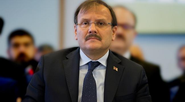 Başbakan Yardımcısı Hakan Çavuşoğlundan komşuya destek mesajı