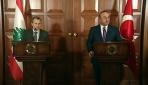 Dışişleri Bakanı Çavuşoğlu: Konunun daha fazla tırmanmadan çözümünü arzu ediyoruz