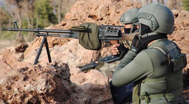 Uzman Onbaşı Kızılcayı şehit eden terörist etkisiz hale getirildi
