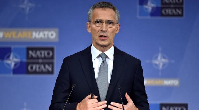 NATO Genel Sekreteri Türkiyeden özür diledi