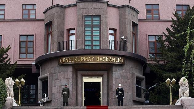 TSK: NATO makamları Türkiyeden yazılı ve sözlü özür diledi