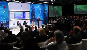 9. Halifax Uluslararası Güvenlik Forumu başladı