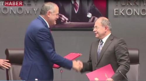 Türkiye-Karadağ 4. Dönem Karma Ekonomik Komisyonu Protokolü Ankarada imzalandı