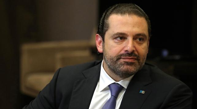 Lübnan Başbakanı Hariri Fransada