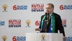 Cumhurbaşkanı Erdoğan: Hem içeriden hem dışarıdan saldırılara maruz kalıyoruz