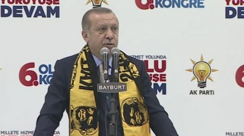 'Artık belli uluslararası örgütlere sadece ileri garnizonluk yapan bir Türkiye yok'