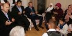 Cumhurbaşkanı Erdoğan şehit Eren Bülbülün ailesini ziyaret etti