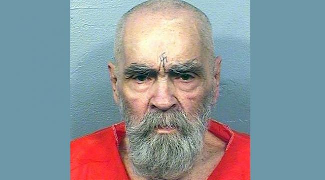 Amerikalı ünlü seri katil Charles Manson öldü