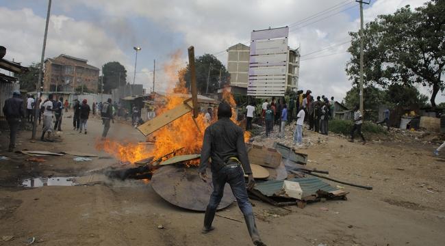 Kenyada, muhalefet seçimin iptalini istiyor