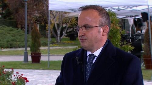 Bülent Turan: NATOnun kendine gelmesi lazım