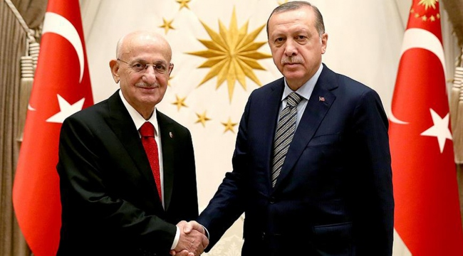 Cumhurbaşkanı Erdoğan, Kahraman ve Tunayı kabul etti
