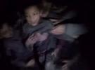Suriye'de enkaz altından mucize kurtuluş